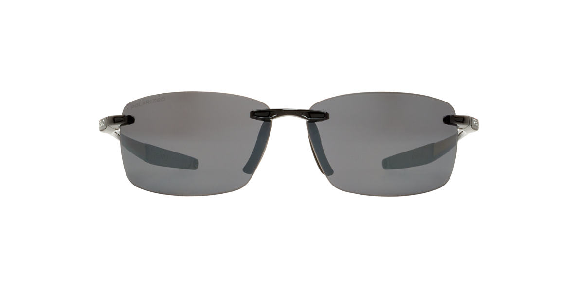 REVO Black Shiny RE4059 DESCEND N Grey polarized lenses 64mm