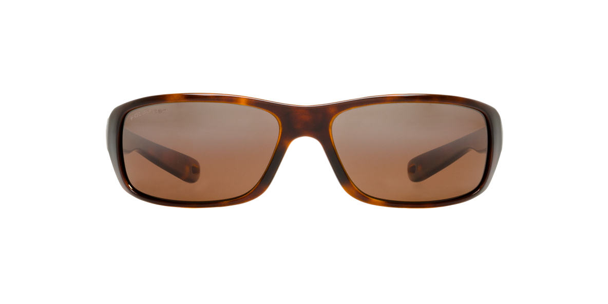 REVO Brown RE4064 CONVERGE Bronze polarized lenses 61mm