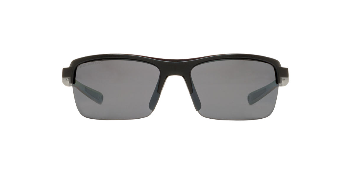 REVO Black Matte RE4066 CRUX N Grey polarized lenses 63mm
