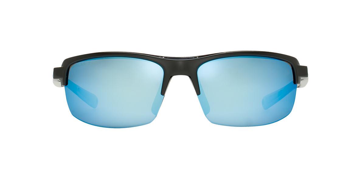 REVO Black RE4067 D-CRUX S 63 Blue polarized lenses 63mm