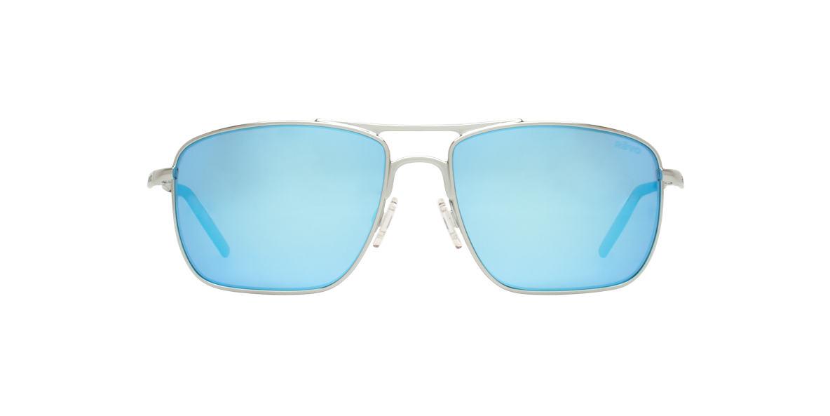 REVO Silver Shiny RE3089 GROUND SPEED Blue polarized lenses 59mm