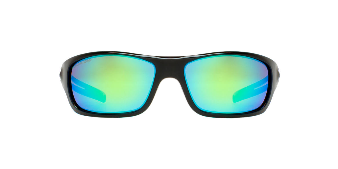 REVO Black RE4070 GUIDE SMALL Green polarized lenses 63mm
