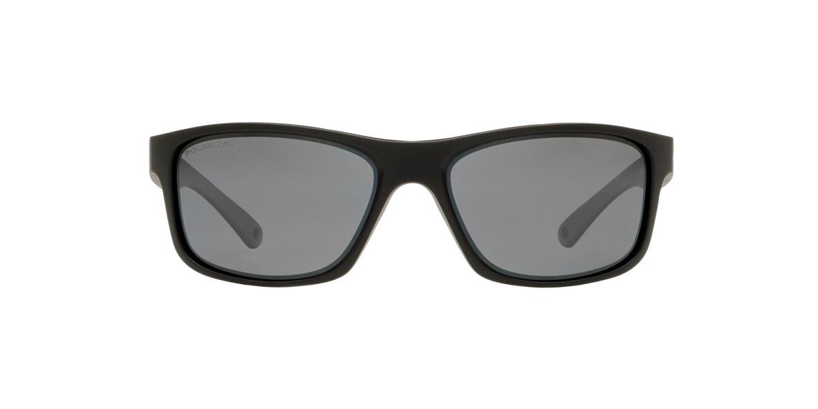 REVO Black Matte RE4071 HARNESS Grey polarized lenses 61mm