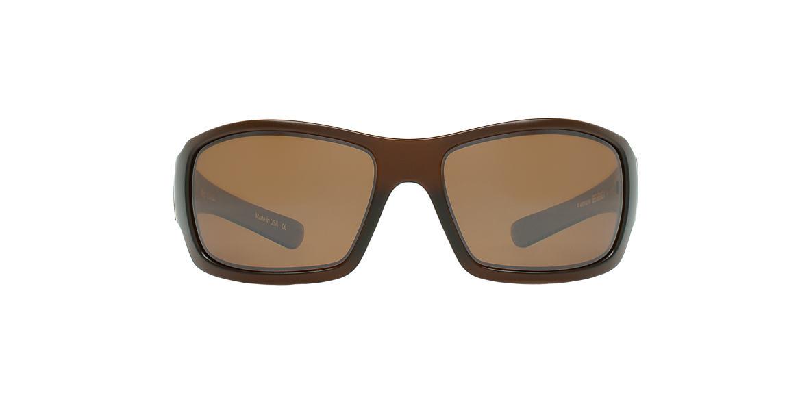 REVO Brown RE4057X BEARING X 63 Brown polarized lenses 63mm