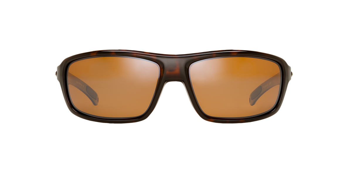 REVO Tortoise RE4072X GUST X 67 Brown polarized lenses 67mm