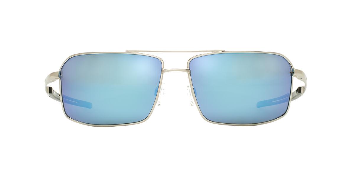 REVO Silver Shiny RE5001X CAYO X 62 Blue polarized lenses 62mm