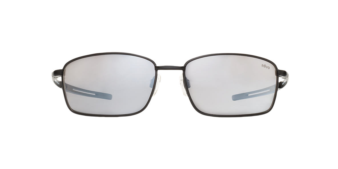 REVO Black RE5000X TRANSPORT X 60 Grey polarized lenses 60mm