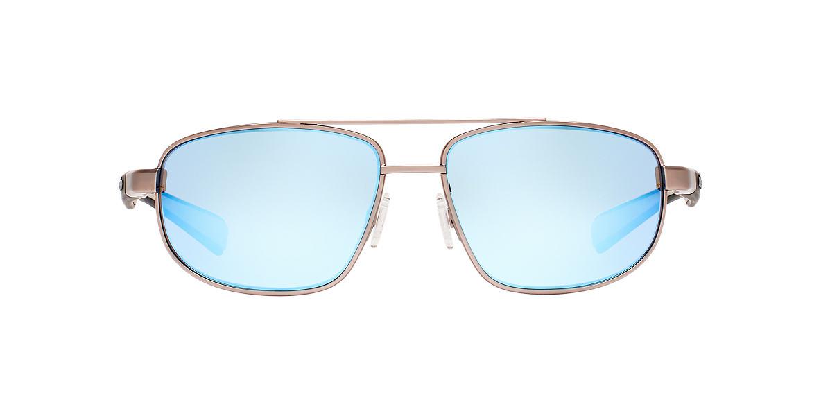 REVO Gunmetal RE1018 WRAITH 61 Blue polarized lenses 61mm
