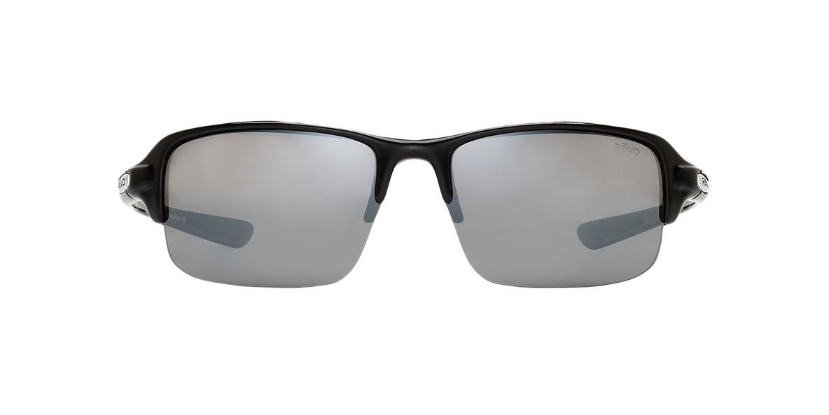 REVO Black RE4041X ABYSS 66 Grey polarized lenses 66mm