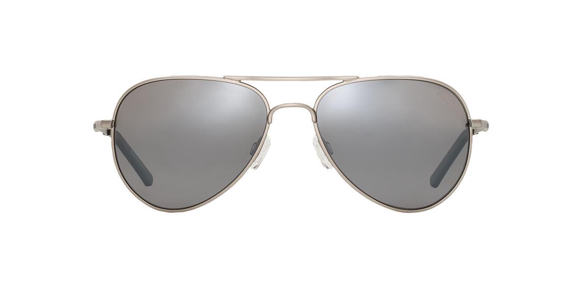 REVO Gunmetal RE5003X ELLIS 58 Grey polarized lenses 58mm