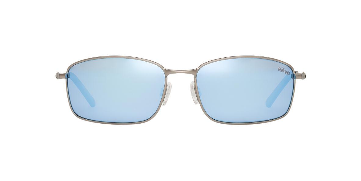 REVO Gunmetal RE5004X SCOUT 60 Blue polarized lenses 60mm