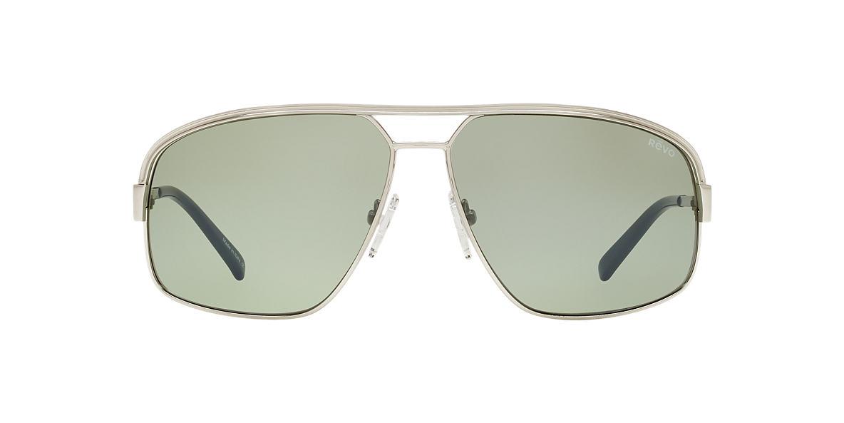 REVO Silver Shiny REB1002 STARGAZER 67 Green lenses 67mm