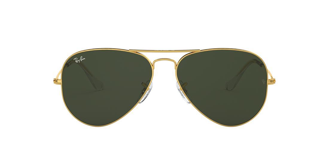 Image for RB3025 55 ORIGINAL AVIATOR from Sunglass Hut United Kingdom   Sunglasses for Men, Women & Kids