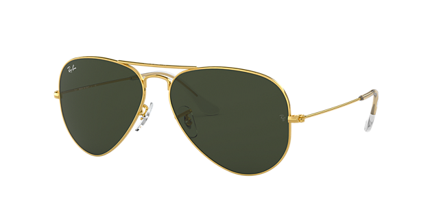 RB3025 55 ORIGINAL AVIATOR $150.00