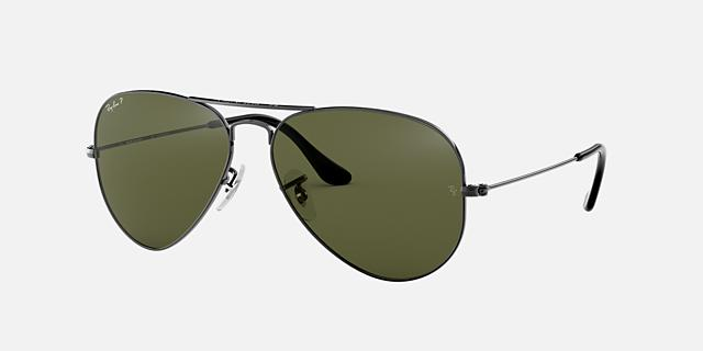 RB3025 58 ORIGINAL AVIATOR £170.00