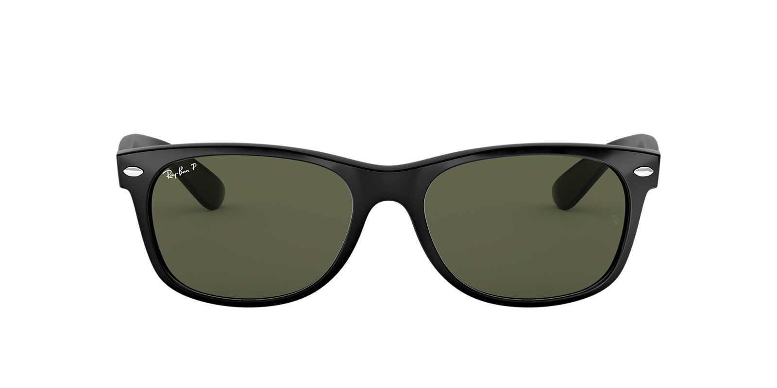 Ray ban sunglasses sale new zealand - Ray Ban Black Rb2132 Green Polarised Lenses 55mm