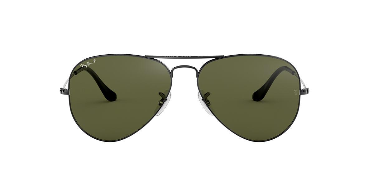ray ban aviator sunglasses polarized lens rb3025