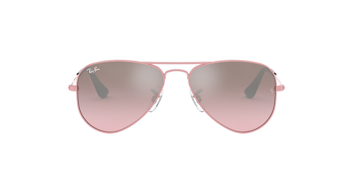 RAY-BAN CHILDRENS Pink RJ9506S Pink lenses 50mm