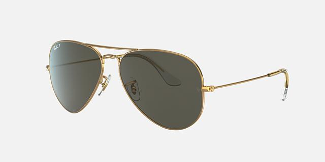 RB3025 55 ORIGINAL AVIATOR £170.00