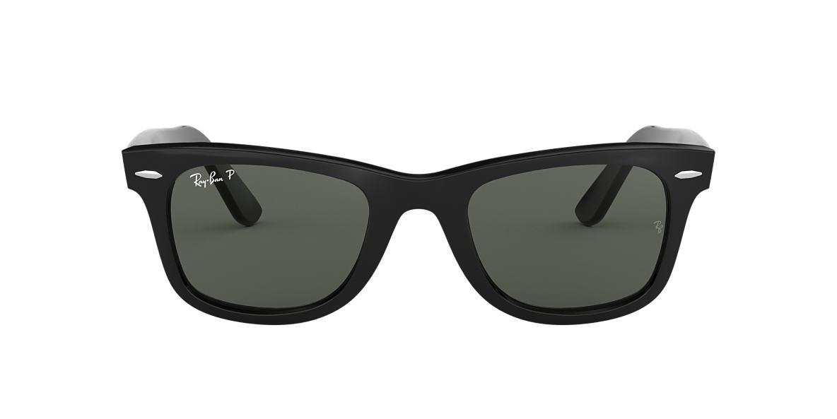 f201507c9c Ray-Ban RB2140 54 54 Green   Black Polarized Sunglasses
