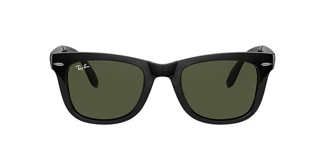 RB4105 50 FOLDING WAYFARER