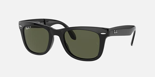 RB4105 50 FOLDING WAYFARER $200.00