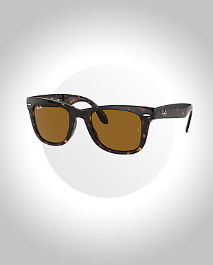 RB4105 FOLDING WAYFARER 50
