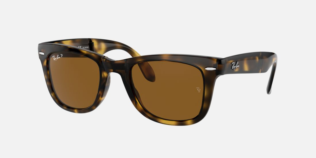 Ray Ban Sunglasses Wayfarer Brown
