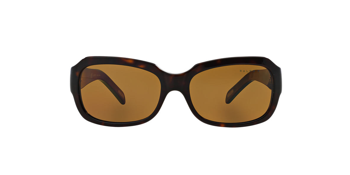 RALPH Tortoise RA5049 Brown polarised lenses 54mm