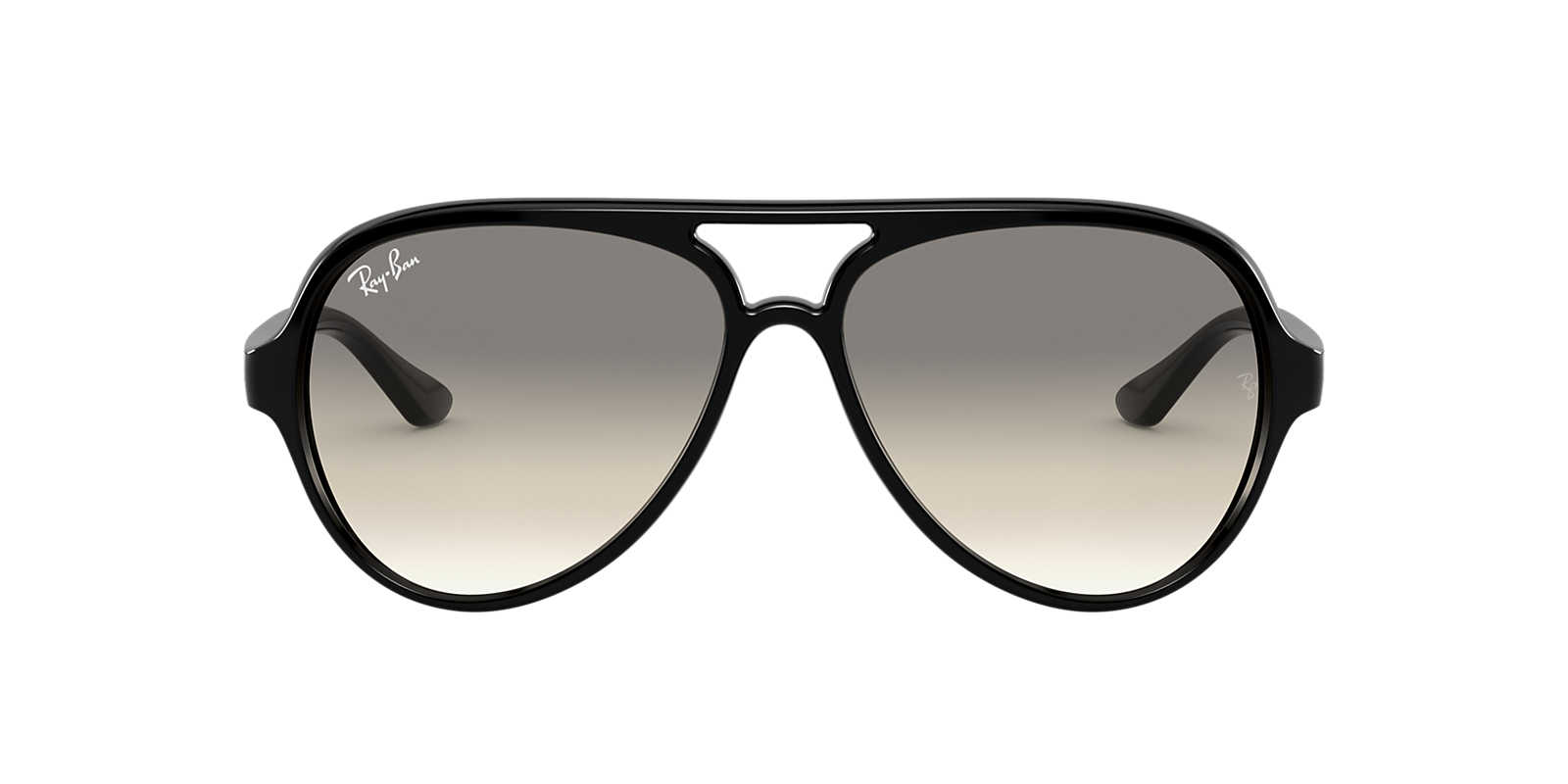 ray ban cats 5000 black