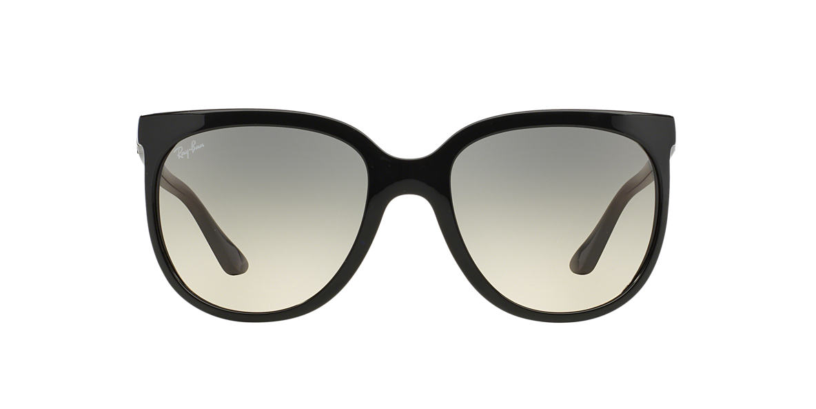 RAY-BAN Black RB4126 57 CATS 1000 Grey lenses 57mm