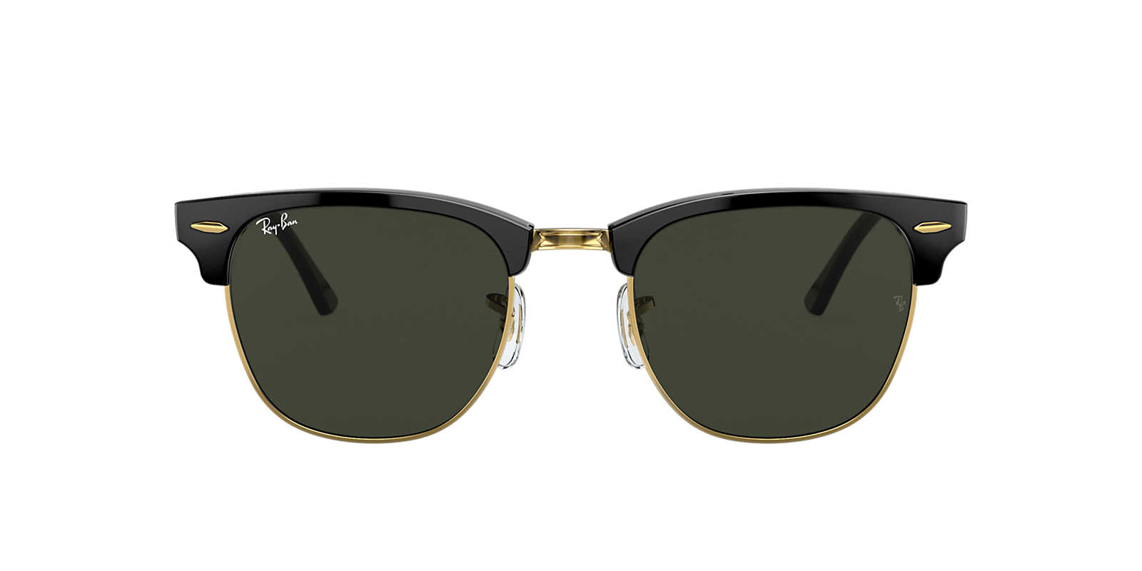 51mm Ray Ban Clubmaster