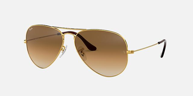 RB3025 58 ORIGINAL AVIATOR £134.00