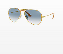 RB3025 62 ORIGINAL AVIATOR $159.95