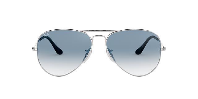 RB3025 55 ORIGINAL AVIATOR