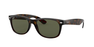 Ray Ban 2132 Polarized Tortoise