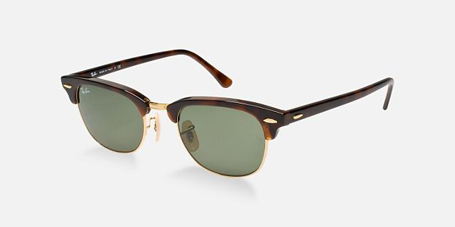 RB2156 49 CLUBMASTER II $104.98