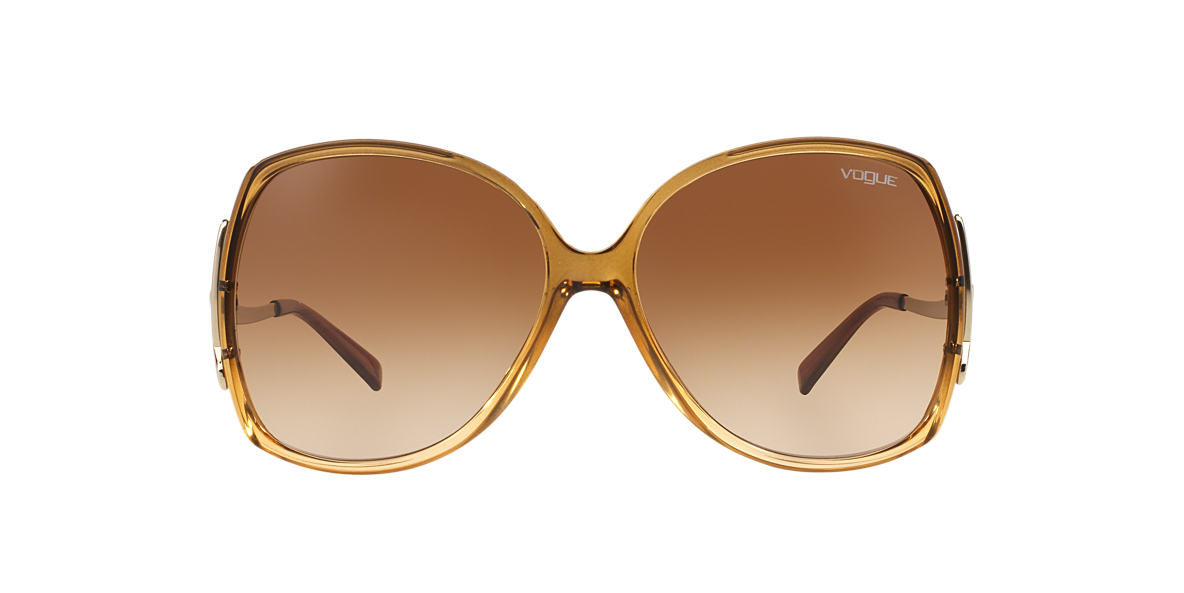 VOGUE LINE Gold VO2638S Brown lenses 60mm