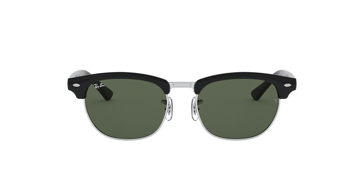 RAY-BAN CHILDRENS Black RJ9050S Grey lenses 45mm