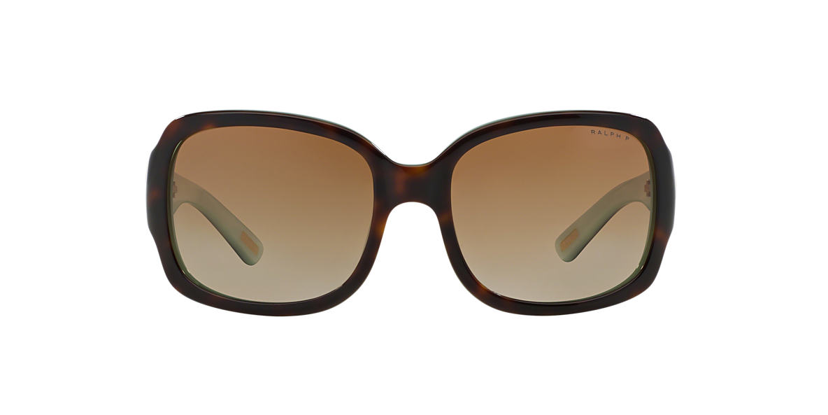 RALPH Brown RA5031 Brown polarised lenses 58mm