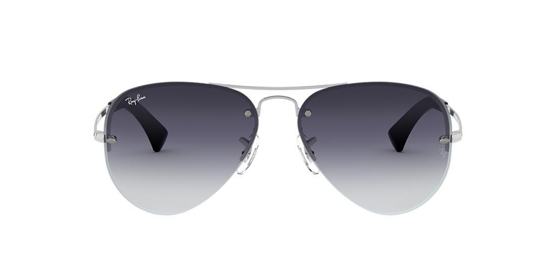 1cf8287254fdb Ray-Ban RB3449 59 Grey   Silver Sunglasses   Sunglass Hut Australia