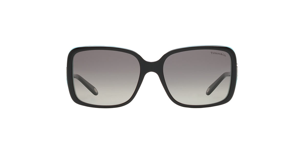 TIFFANY Black TF4043B Grey lenses 56mm