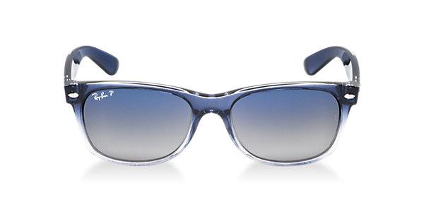 Blue Polarized Wayfarers