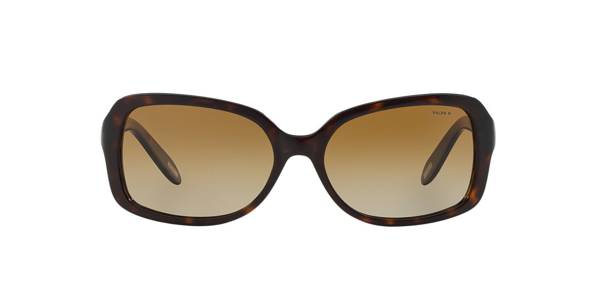 RALPH Tortoise RA5130 Brown polarized lenses 58mm