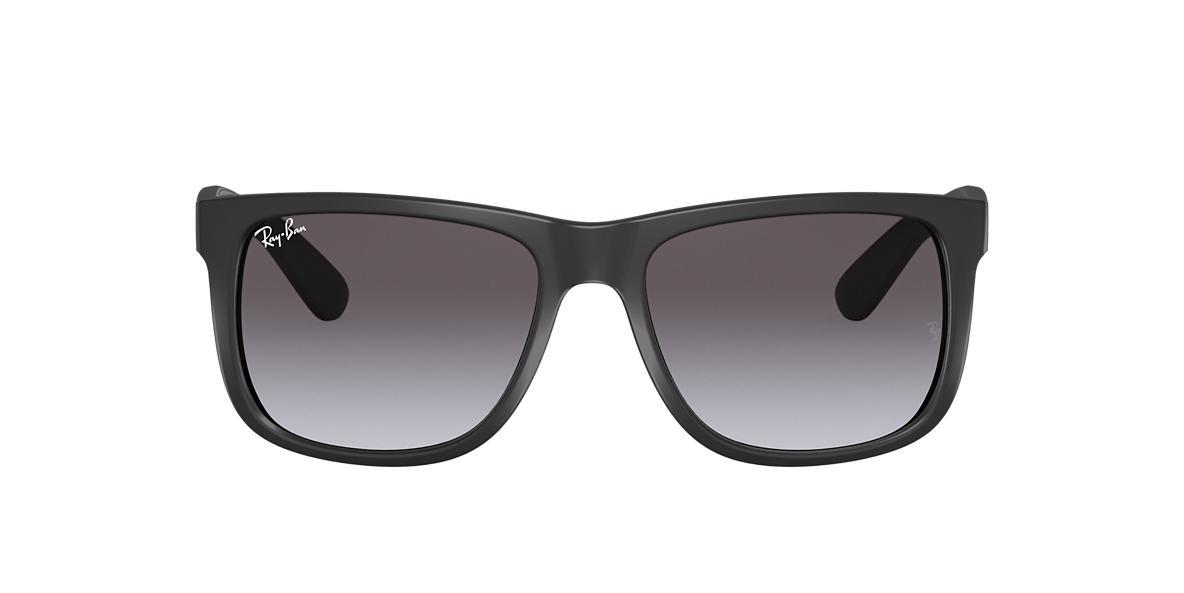 RAY-BAN Black RB4165 Grey lenses 54mm