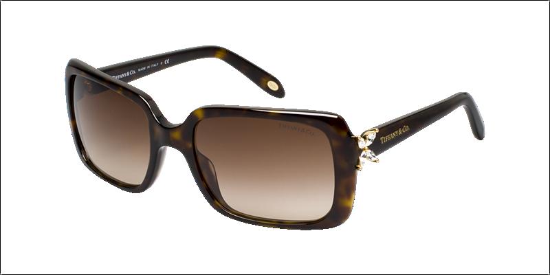 1bdce82d342 TIFFANY Sunglasses TF 4047B 80153B Havana 55mm