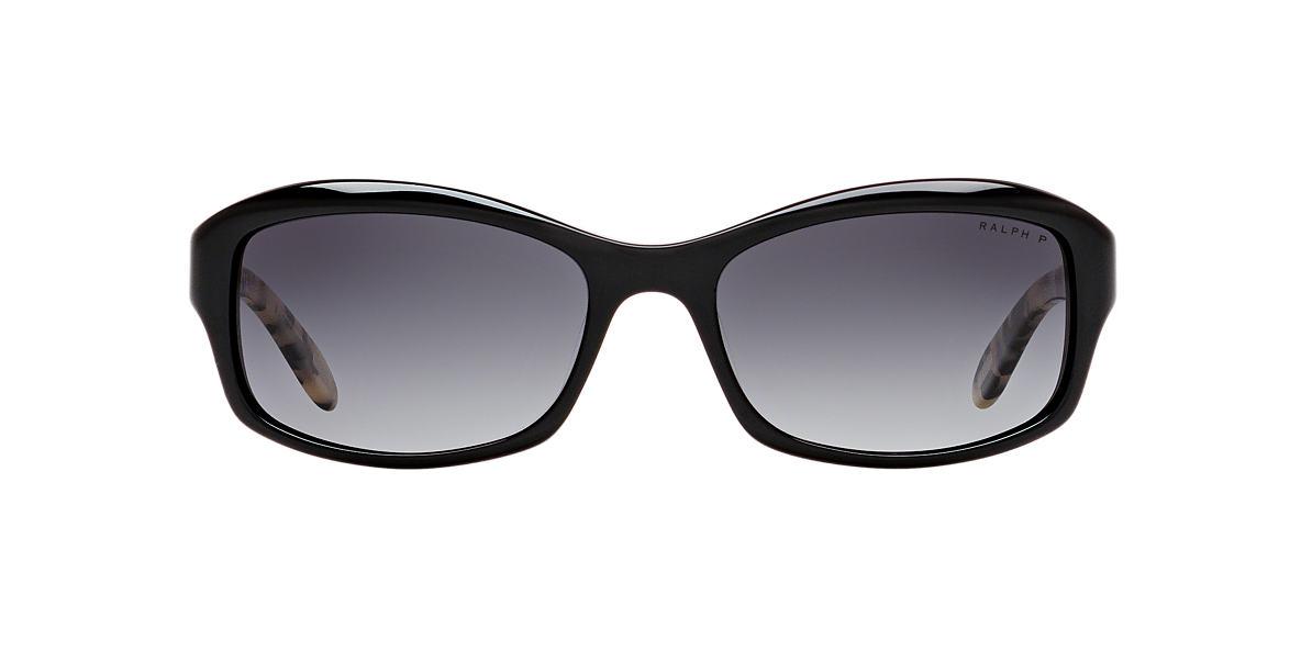 RALPH Black RA5137 Grey polarised lenses 58mm