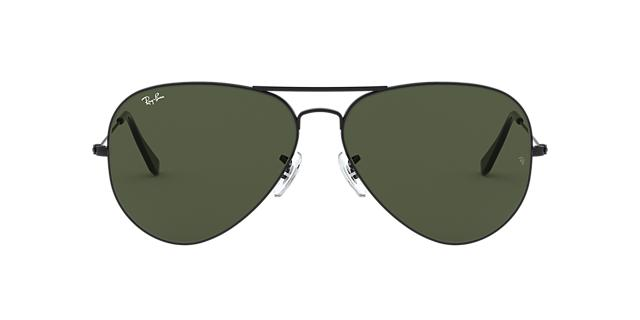 RB3026L  Aviator Large Metal II