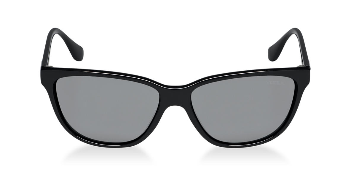 VOGUE LINE Black VO2729S Grey lenses 57mm