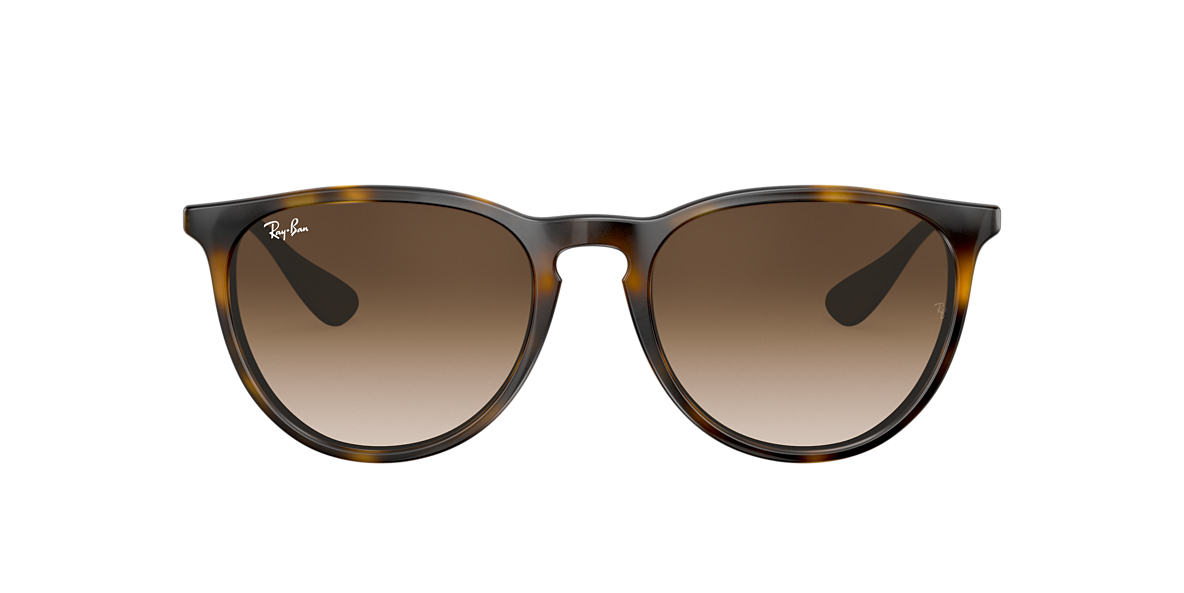 Ray Ban Brown Glasses